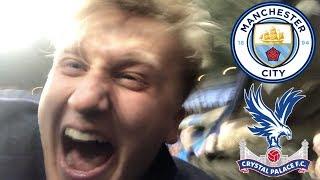 MATCHDAY VLOG #36: Manchester City Vs Crystal Palace   OH MY GODDDD!!!