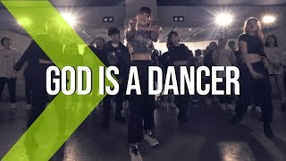 Tiësto, Mabel   God Is A Dancer  WENDY Choreography.