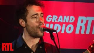Charlie Winston - Hello alone en live dans le Grand Studio RTL - RTL - RTL