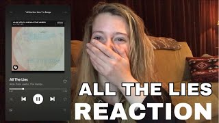 All The Lies (the Vamps/alok/felixjaehn) REACTION