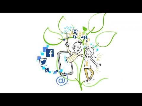 Les réseaux sociaux au service des hommes