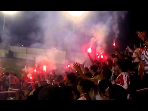 """Real Estelí vs Diriangén 2013. Barra Kamikaze."" Barra: Barra Kamikaze • Club: Real Estelí"