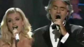 Andrea Bocelli feat Katherine Jenkins - I Believe -