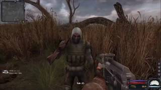 s.t.a.l.k.e.r. clear sky - Learning The Stalker Ways