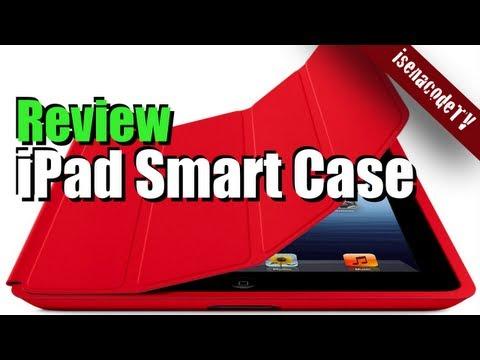 iPad Smart Case, análisis de la funda oficial de Apple para iPad