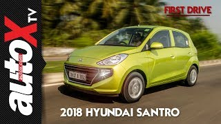 2018 Hyundai Santro Review: First Drive
