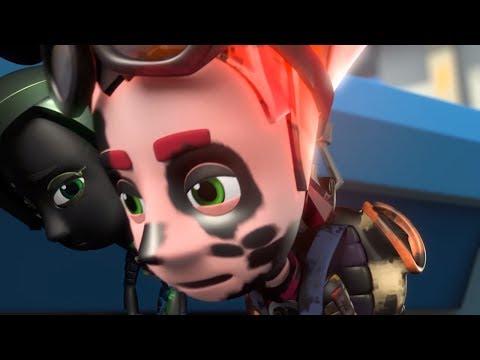 Фиксики - Новые серии - Деньги (Паучок, Подводная лодка, Шоколад, Витамины)