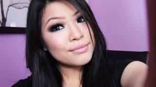 MY FACE MAKEUP ROUTINE | LINNA TRAN