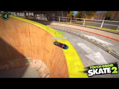 Touchgrind Skate 2: Car Park Competition World Highscore!!!