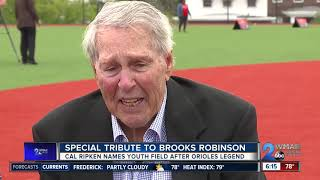 Special Tribute To Brooks Robinson