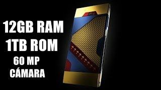 El Primer Teléfono del Mundo que No Sabías que Existía 12GB RAM 1TB ROM y 60MP en Cámara