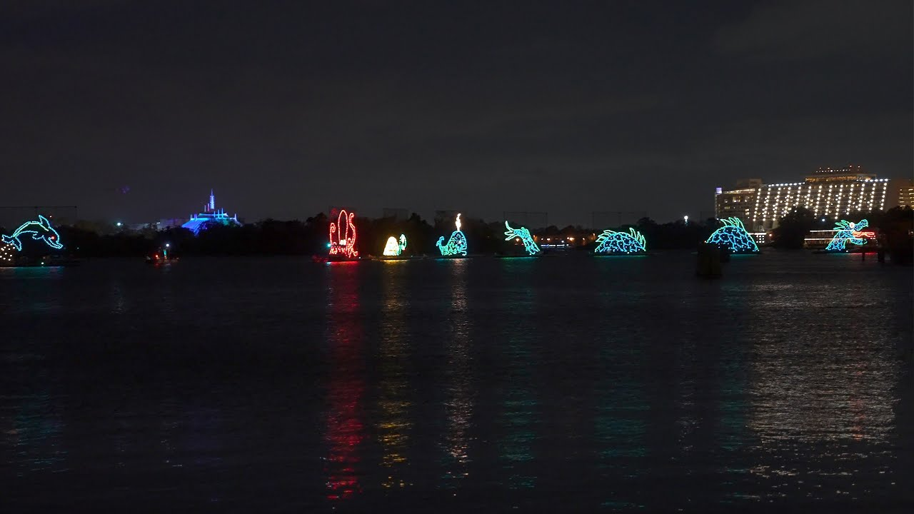 Electrical Water Pageant December 2020