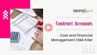 CMA Inter Cost and Management Accounting and FM