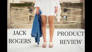 PRODUCT REVIEW: Jack Rogers Navajo Sandals