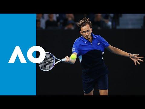Daniil Medvedev v Frances Tiafoe match highlights (1R) | Australian Open 2020