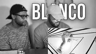 J Balvin   Blanco   Reaction