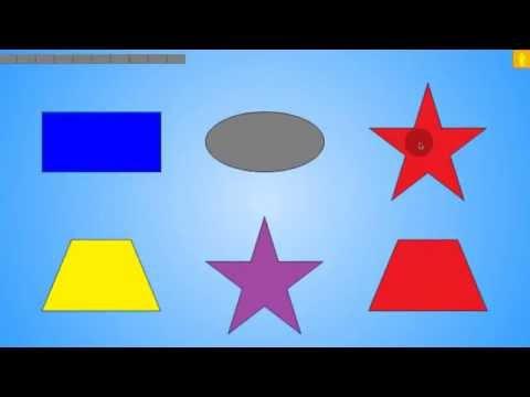 Video of Учим цвета и фигуры для детей