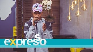 "Nasty C performs ""Juice Back"" LIVE!"