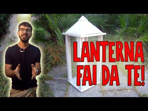 LANTERNA SHABBY CHIC | FAI DA TE