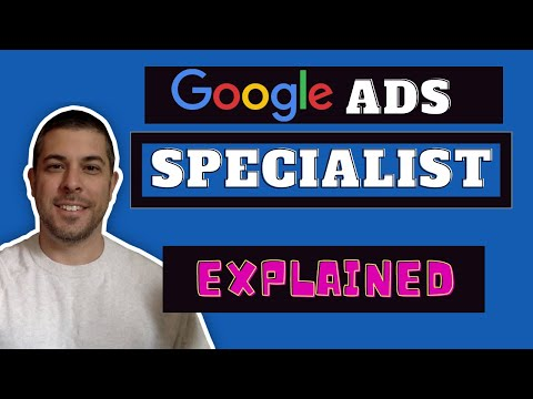 What Does a Google Ads PPC Specialist EVEN DO? - YouTube