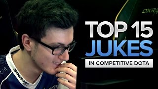 Top 15 Epic Jukes in Dota 2 History