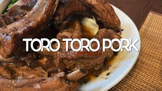 Toro Toro Pork Ribs (Super Tender Ribs)