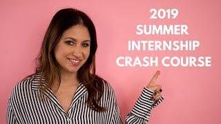 How To Get A Summer Internship | The Intern Queen