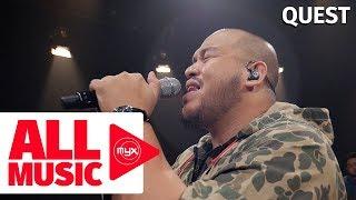 QUEST - Walang Hanggan (MYX Live! Performance)