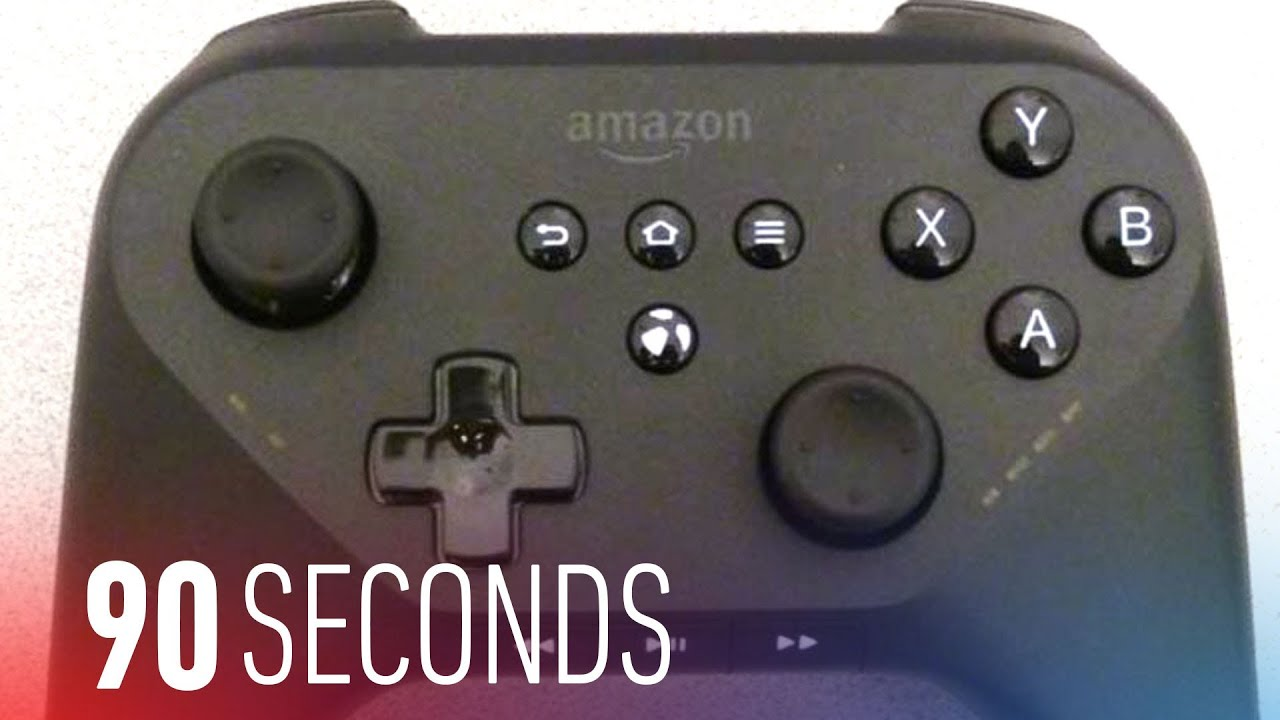 First images of Amazon's gamepad: 90 Seconds on The Verge thumbnail
