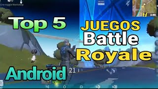 Juegos Battle Royale Para Android Free Video Search Site Findclip
