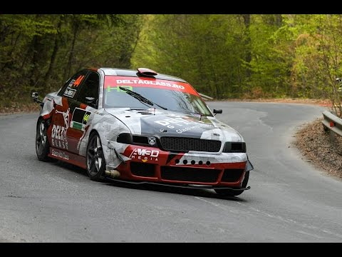 Alex MIREA - Audi A4 B5 1.8 T quattro SPF - Trofeul Rasnov 2017