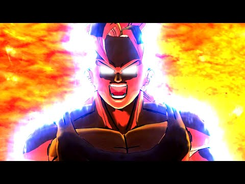 I Used Majuub Before DLC 10/Ultra Pack 2 In Dragon Ball Xenoverse 2 Mods