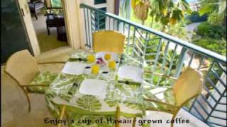 preview picture of video 'Vacation Rental Condo in Kapaa, Hawaii: Waipouli Beach Resort F402 For Rent By Owner'