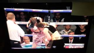 Ireland's Katie Taylor wins 4th professional fight by UD