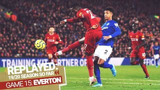 REPLAYED: Liverpool 5-2 Everton | Reds hit five in the Merseyside derby