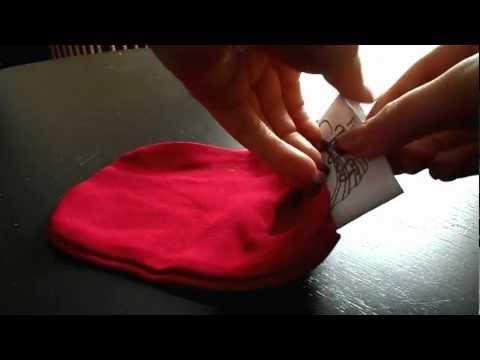 Sarah hats getestet - Peelinghandschuh von Kiss im Test