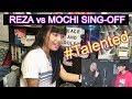 SING OFF 2018 Reach For The Stars Via Vallen REZA vs MOCHI ESKRIM Reaction
