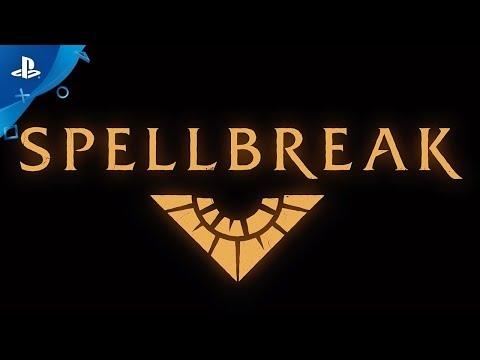 Spellbreak Encanta o PS4 em 2020