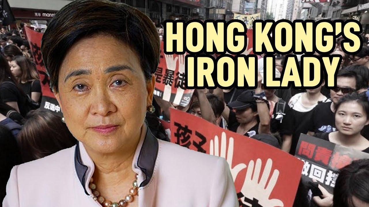 The Fight for Hong Kong: Emily Lau | Hong Kong Protests | China Uncensored thumbnail