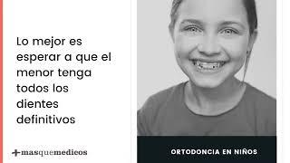 Ortodoncia: unos apuntes