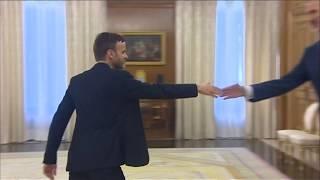 S.M. el Rey recibe en audiencia a Jaume Asens, En Comú Podem