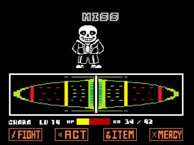 Bad Time Simulator — Juega Undertale Sans Fight en ...