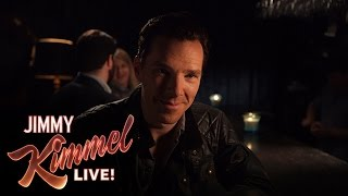 Бенедикт Камбербэтч, Benedict Cumberbatch Tries New Names