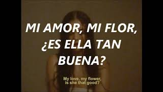 Sabrina Claudio ; All To You ; Españollyrics