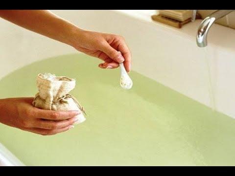 Вот как можно выгнать из тела токсины. Примите эту английскую ванну...