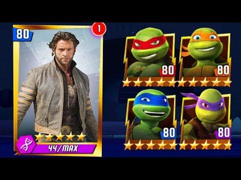 Ninja Turtles Legends PVP HD Episode - 535 #TMNT