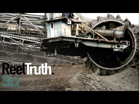 Dirty Great Machines – Bucket Wheel Excavator | Technology Documentary | Reel Truth. Science