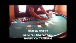 BlackJack Casino Dealer School