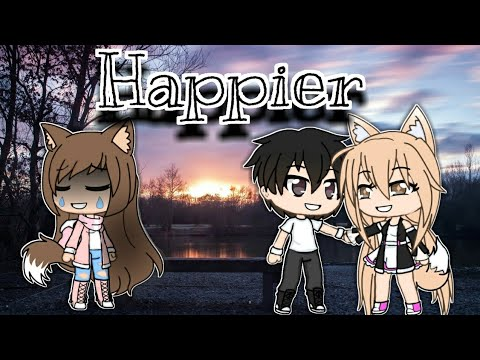 Happier {Gacha life} - JoJo Chan Shine - Video - MP3