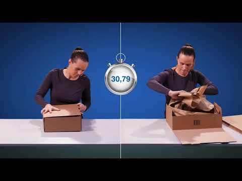 Pakuj inaczej: opakowanie z folią stabilizującą - zdjęcie
